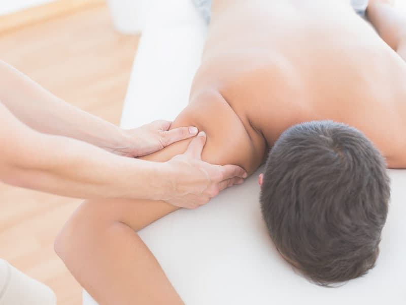 Soft Tissue Massage Technique
